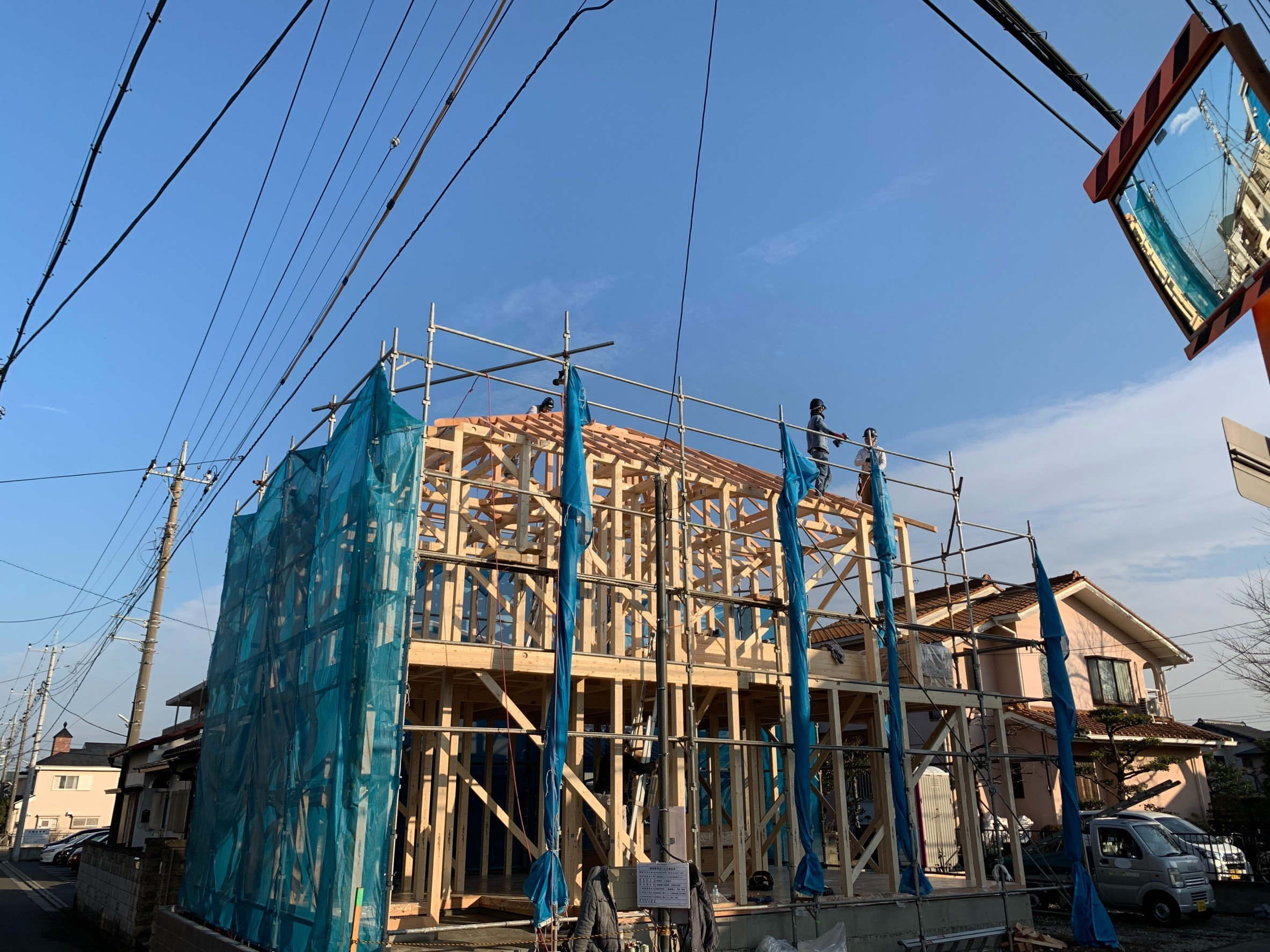 所沢市 新築一戸建て